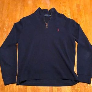 Polo Ralph Lauren quarter zip sweater